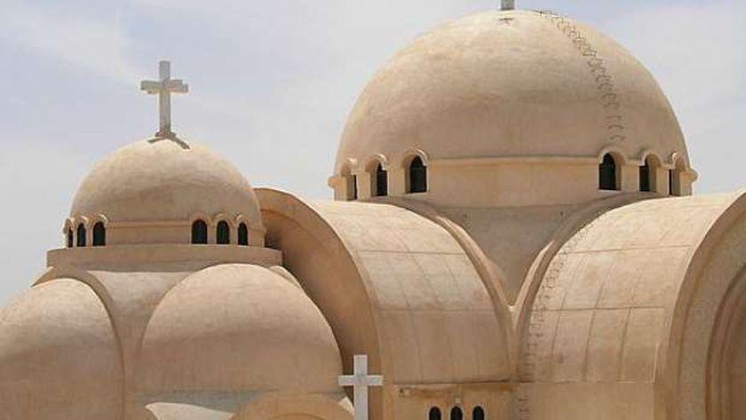 كنيسة قبطية - أرشيفية