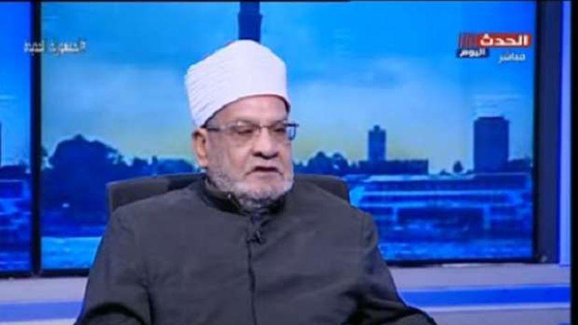 الدكتور أحمد كريمة