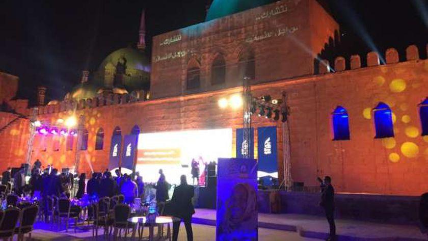 قلعة صلاح الدين تستعد للاحتفالية