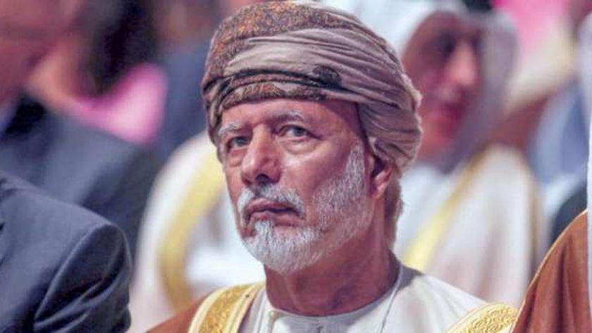 الوزير المسؤول عن الشؤون الخارجية بسلطنة عُمان يوسف بن علوى