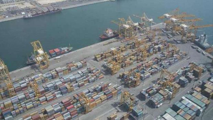 ميناء طرابلس المقرر تطويره بواسطة شركة المقاولون العرب المصرية