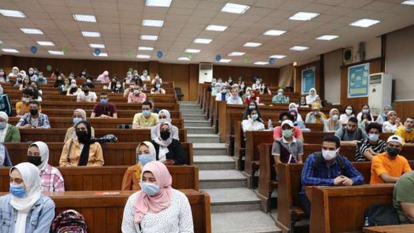 انتظام الدراسية بالجامعات