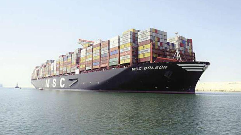 الصادرات المصرية تشهد انخفاضاً طفيفاً خلال أول 7 أشهر من 2020