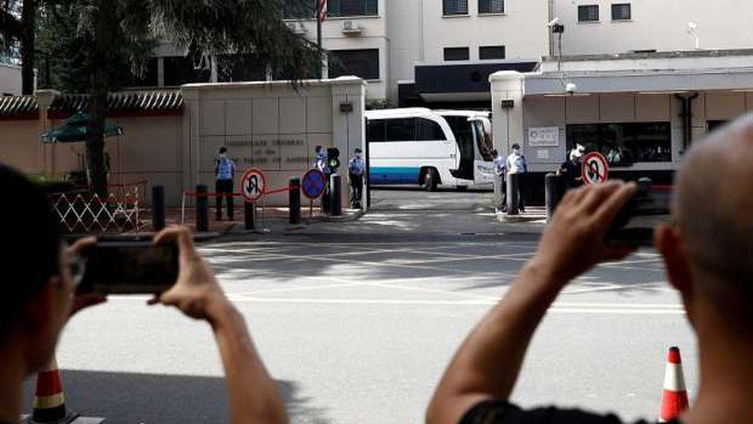 إغلاق السفارة الأمريكية في شنجدو