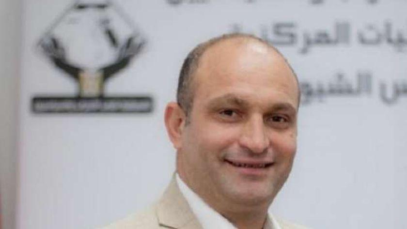 أحمد رمزي، الفائز بعضوية مجلس النواب عن تنسيقية شباب الأحزاب