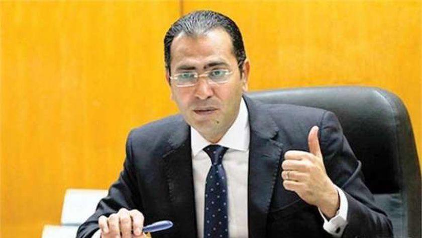المهندس أيمن حسام الدين رئيس جهاز حماية المستهلك