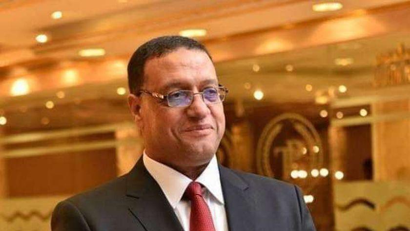 وفاة آمين حزب مصر الحديثة بالغربية متأثرا بفيروس كورونا
