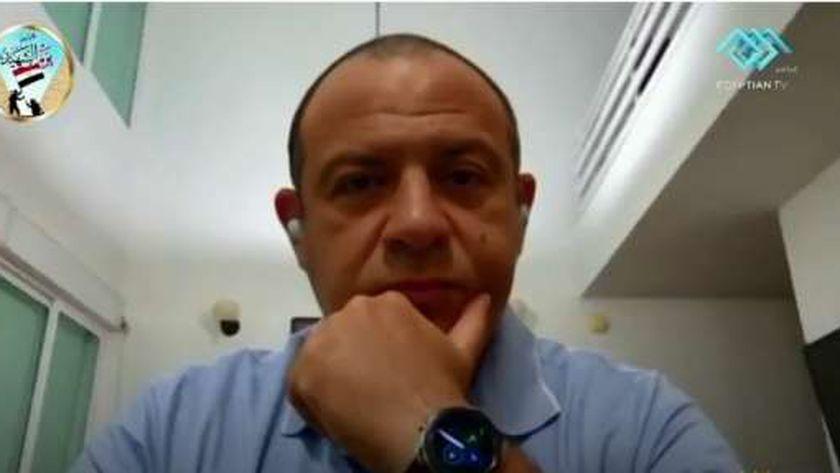 الدكتور حسام نبيل استشاري الصحة النفسية