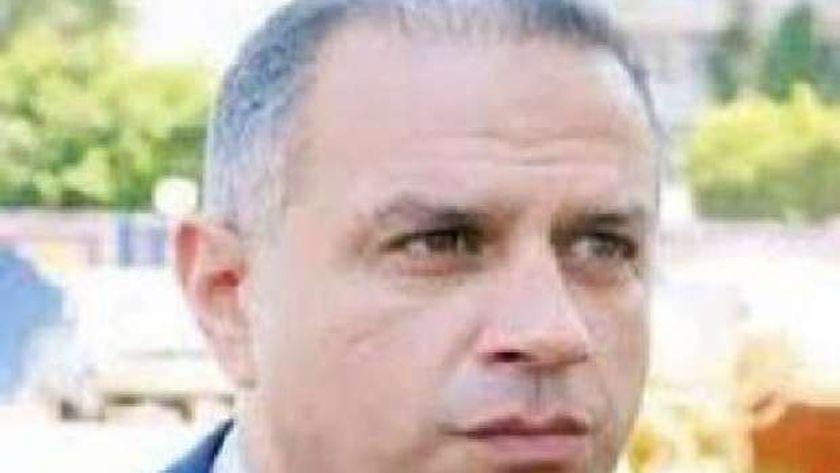 اللواء خالد شلبى مدير الإدارة العامة للمباحث بالجيزة
