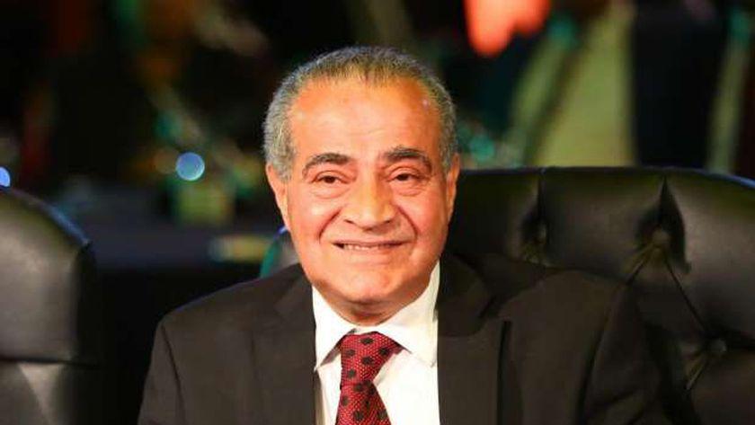 الدكتور علي مصلحي وزير التموين والتجارة الداخلية