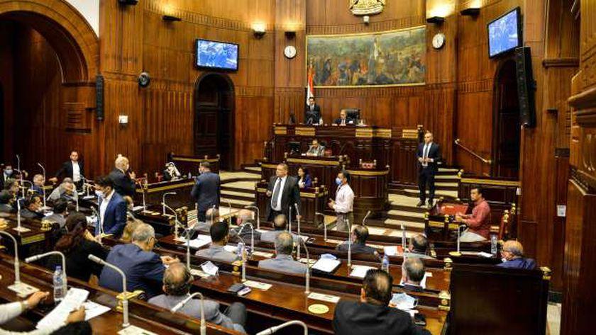 اجتماع اللجنة بمجلس النواب