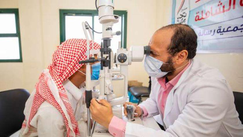 قافلة طبية لصندوق تحيا مصر