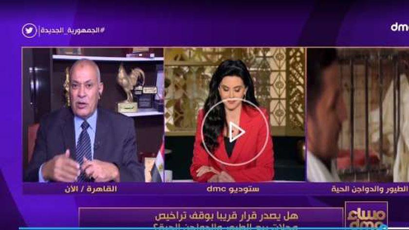 رئيس شعبة الدواجن بالغرفة التجارية بالقاهرة
