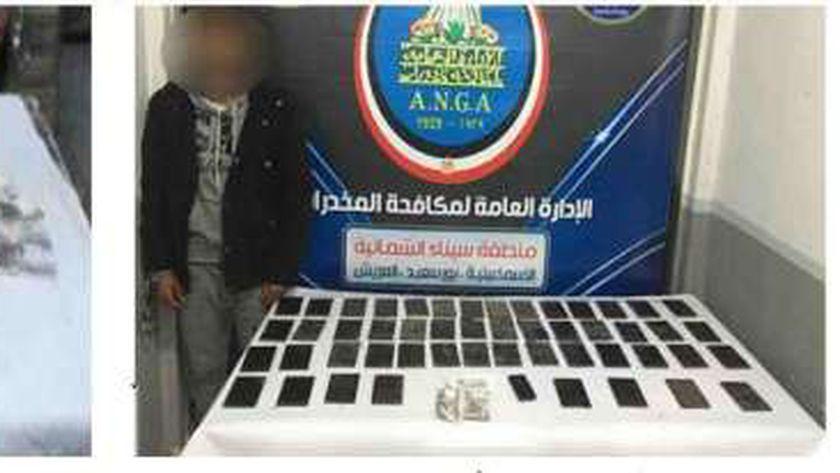 وزارة الداخلية لمكافحة الجريمة
