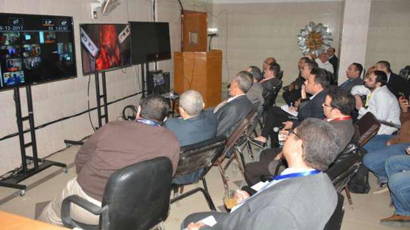 الجديد في جراحات قناة مجرى البول ورشة عمل دولية بمستشفى جراحة المسالك بجامعة أسيوط