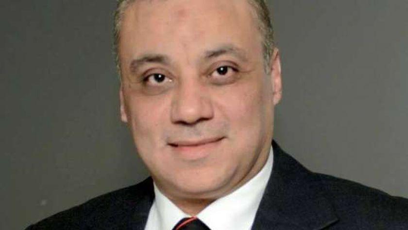 أحمد إبراهيم رئيس لجنة السياحة الدينية بغرفة شركات السياحة