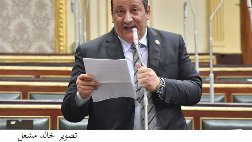 النائب أحمد حتة
