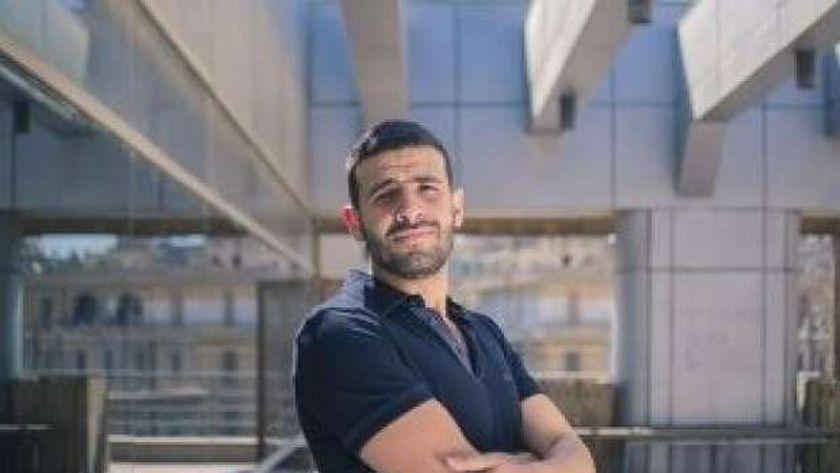 مصطفى قنديل، أحد مؤسسي شركة سويفل