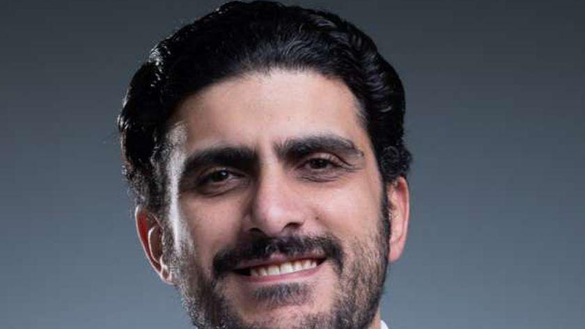 الدكتور محمد بدوى الأمين العام لنقابة أطباء الأسنان