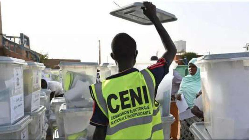 انتخابات النيجر