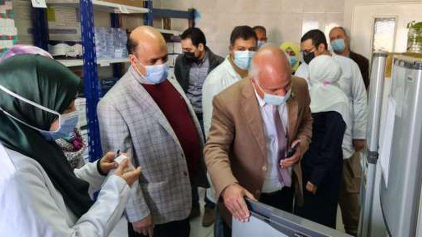 صحة الغربية تعلن وفاة رئيس قسم المبتسرين بالسنطة لاصابته بفيروس كورونا