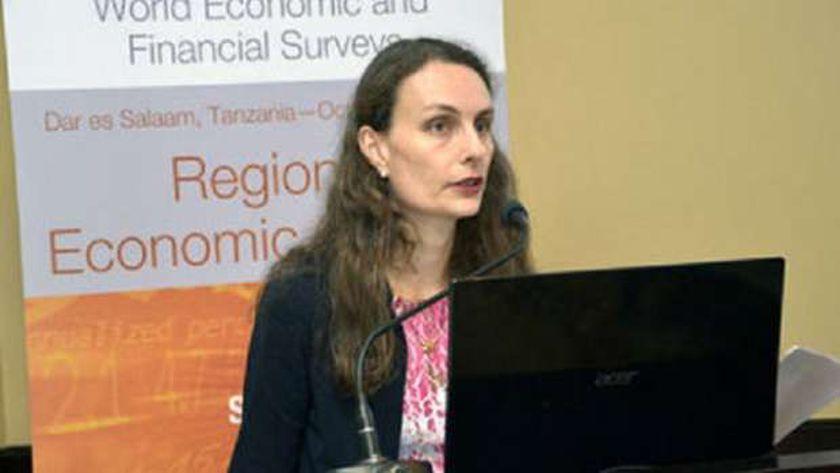 سيلين ألار - رئيسة خبراء صندوق النقد
