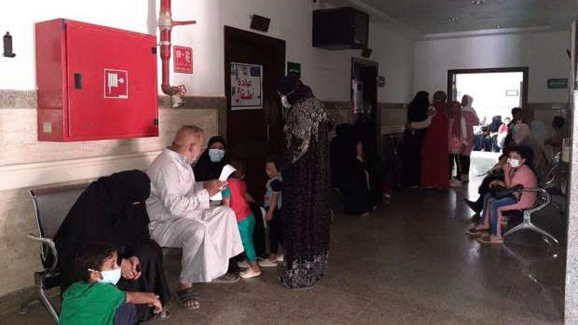 صورة الكشف على 673 مواطن وإجراء 5 عمليات لقافلة الأزهر في يومها الأول بجنوب سيناء – المحافظات
