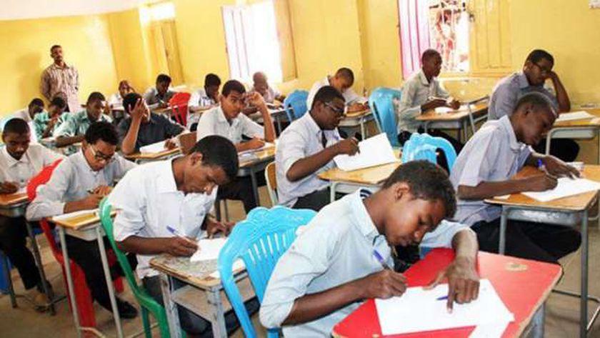 امتحانات الثانوية في السودان