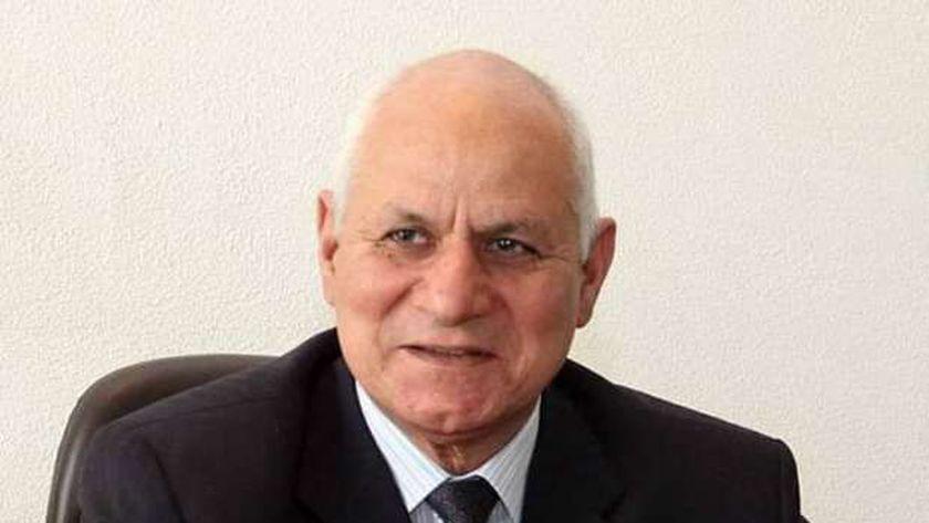 اللواء محمود مغاوري