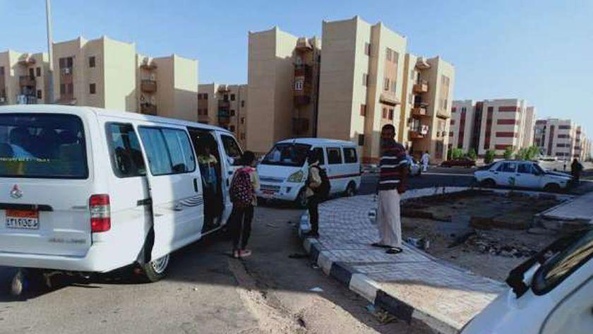سيارات حي النصر