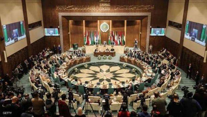 أحد اجتماعات جامعة الدول العربية