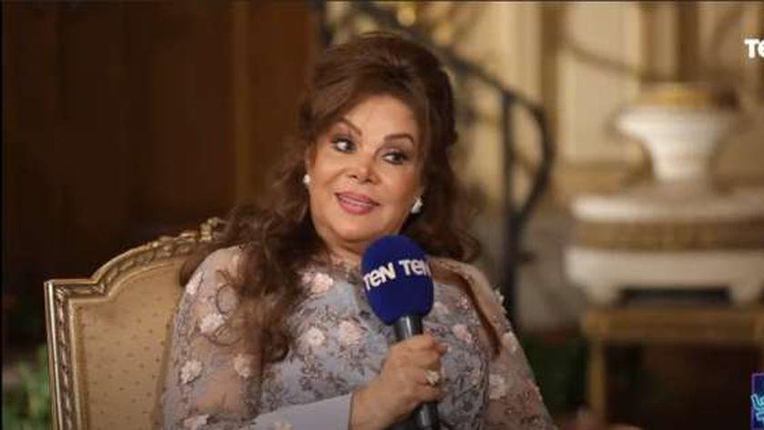 الفنانة صفاء أبوالسعود
