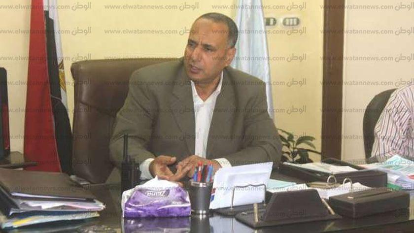 مساعد محافظ كفر الشيخ لمنطقة غرب ورئيس مركز ومدينة دسوق