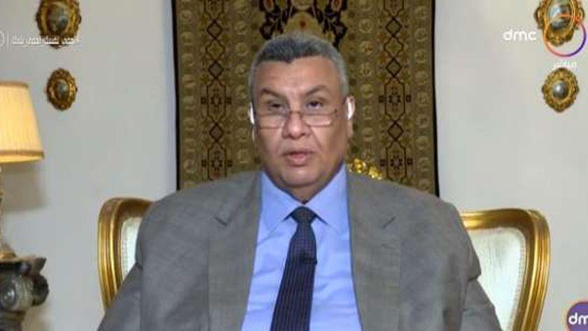 النائب مصطفى سالم وكيل خطة النواب