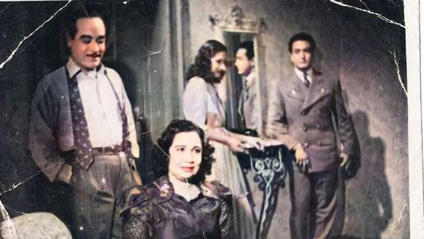مشهد من أحد الأفلام