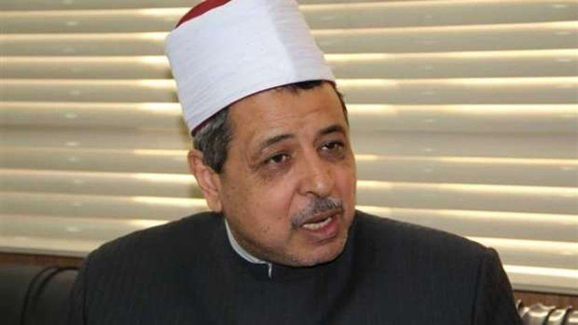 الشيخ علي خليل رئيس قطاع المعاهد الأزهرية