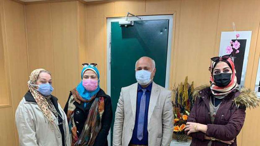 """وكيل الصحة بالغربية :اعتداء علي طبيب """"المنشاوي"""" بمياه نار عمل أجرامي"""