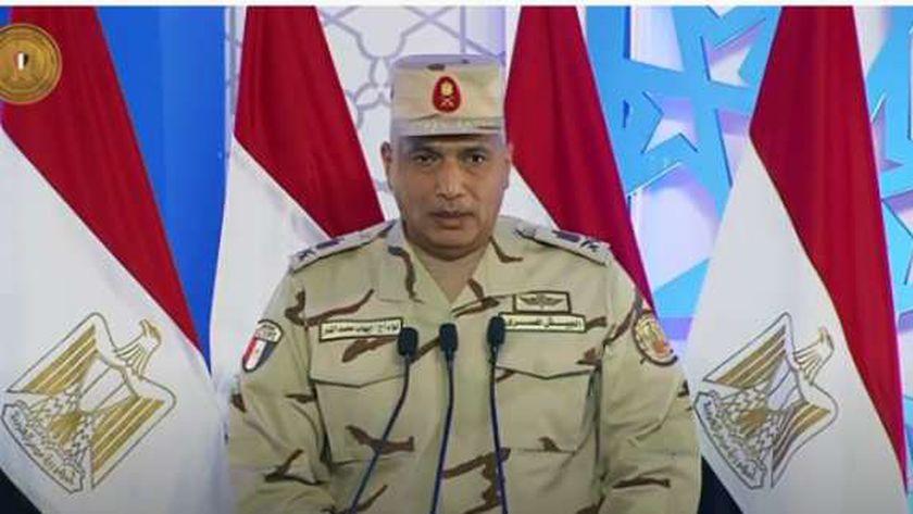 اللواء أركان حرب إيهاب الفار رئيس الهيئة الهندسية للقوات المسلحة