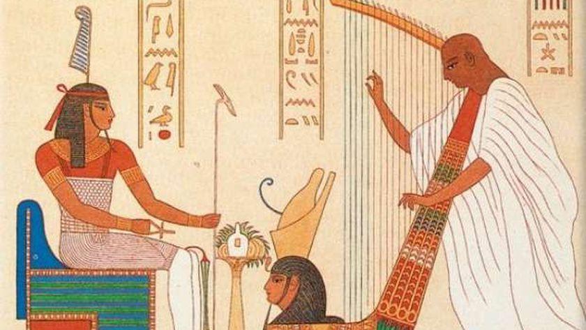 حضارة مصر القديمة - ارشيفية