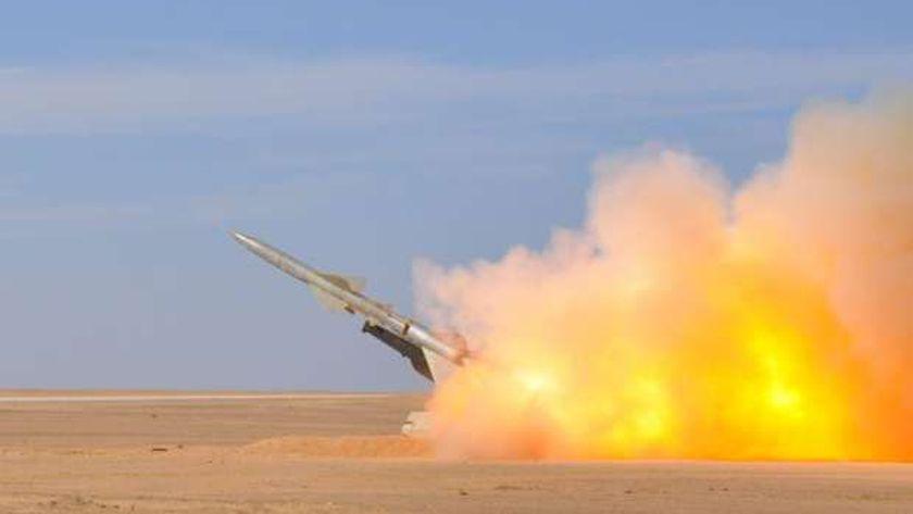 جانب من منظومة الدفاع الجوي المصرية