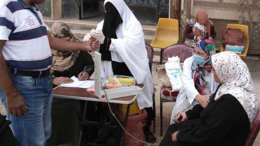 انطلاق مبادرة 100 مليون صحة بأسيوط لعلاج الأمراض المزمنة والكشف المبكر عن الاعتلال الكلوي