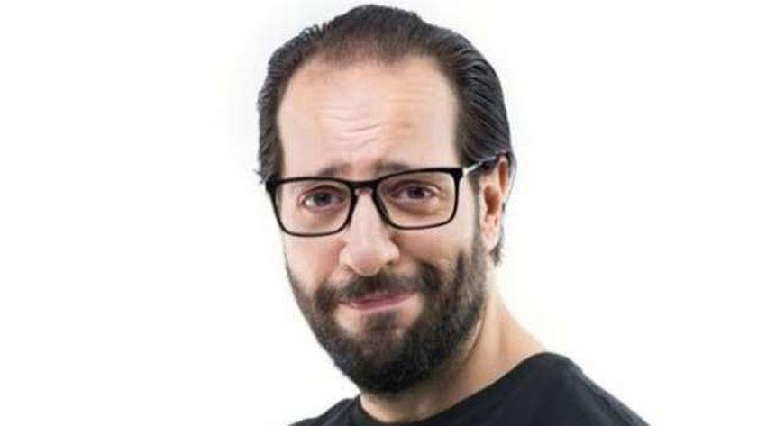 الفنان أحمد أمين