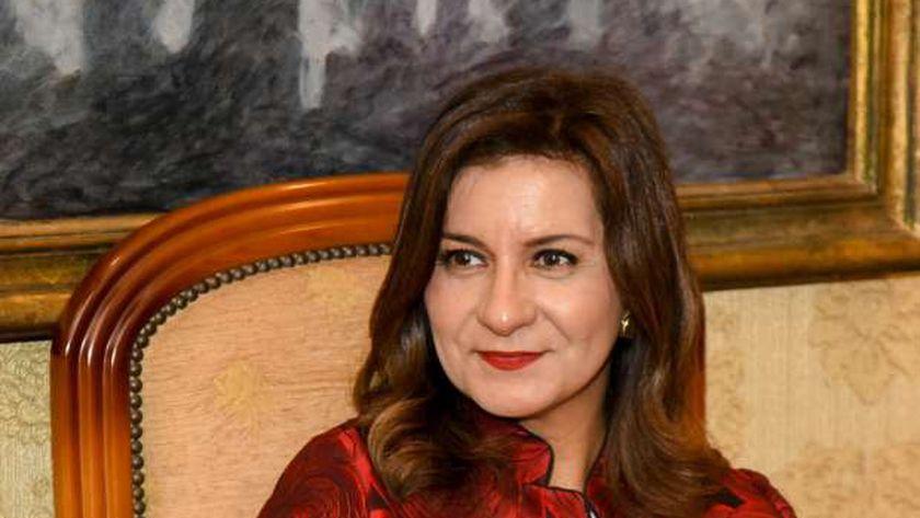 الدكتورة نبيلة مكرم وزيرة الهجرة