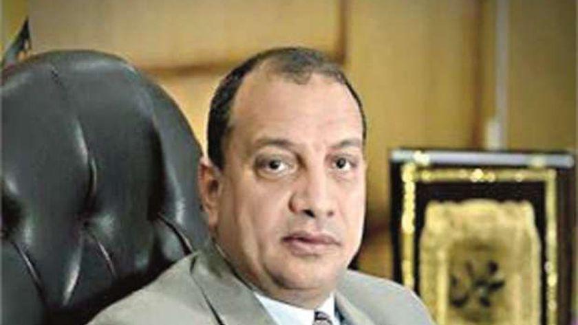 رئيس جامعة بنى سويف
