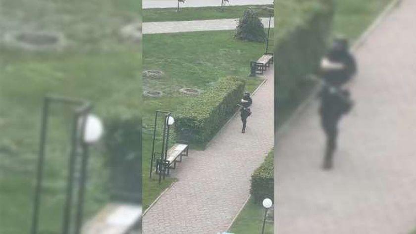 منفذ الهجوم على جامعة بيرم فى روسيا