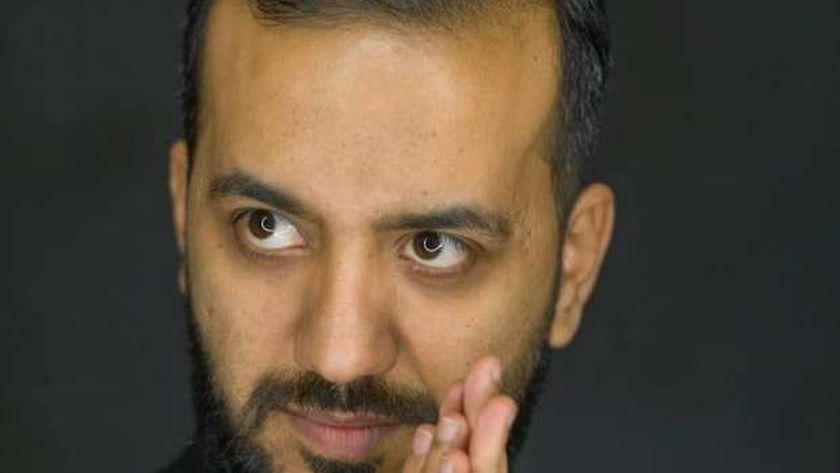 المخرج المسرحي أحمد فؤاد