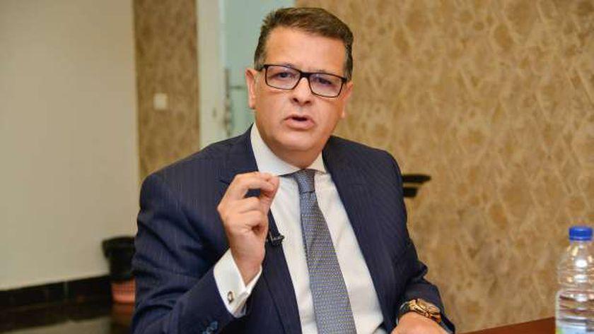 طارق رضوان، رئيس لجنة حقوق الإنسان بمجلس النواب،
