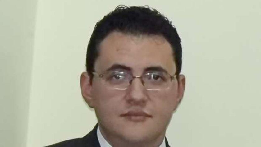 الدكتور خالد مجاهد، المتحدث باسم وزارة الصحة والسكان