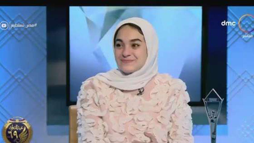 المهندسة رانيا الغباشي