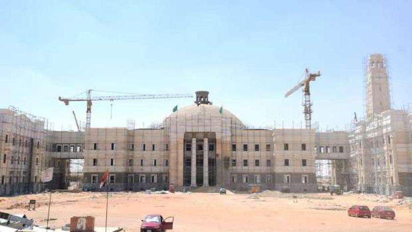جامعة القاهرة الدولية